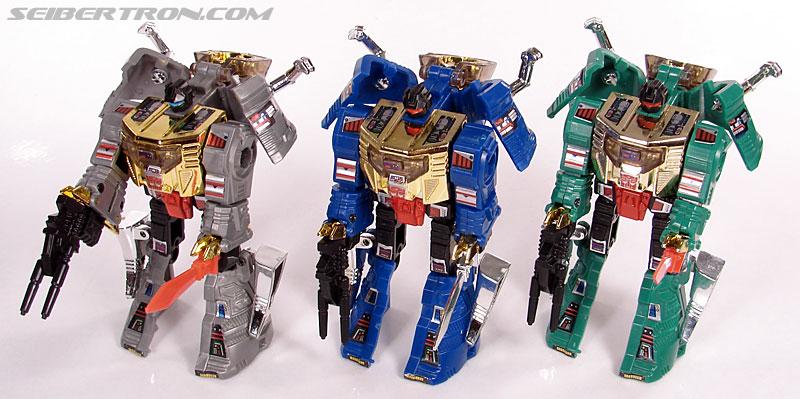 Smallest Transformers G2 Grimlock (Green) (Reindeer Commander) (Image #52 of 61)
