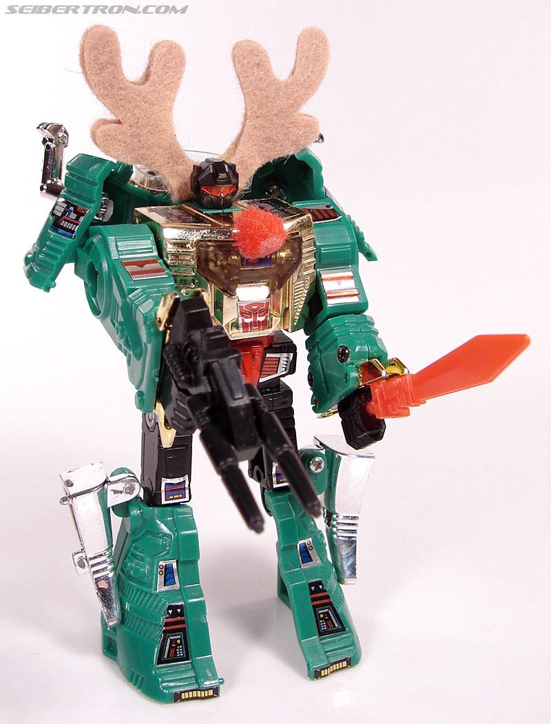 Smallest Transformers G2 Grimlock (Green) (Reindeer Commander) (Image #55 of 61)