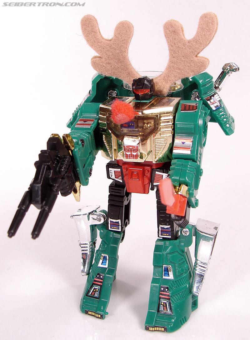 Smallest Transformers G2 Grimlock (Green) (Reindeer Commander) (Image #56 of 61)