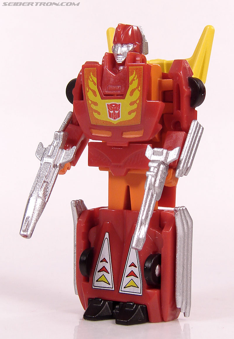 Smallest Transformers Hot Rod (Hot Rodimus) (Image #52 of 68)