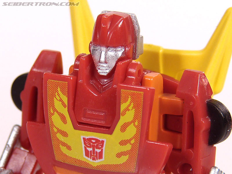 Smallest Transformers Hot Rod (Hot Rodimus) (Image #56 of 68)