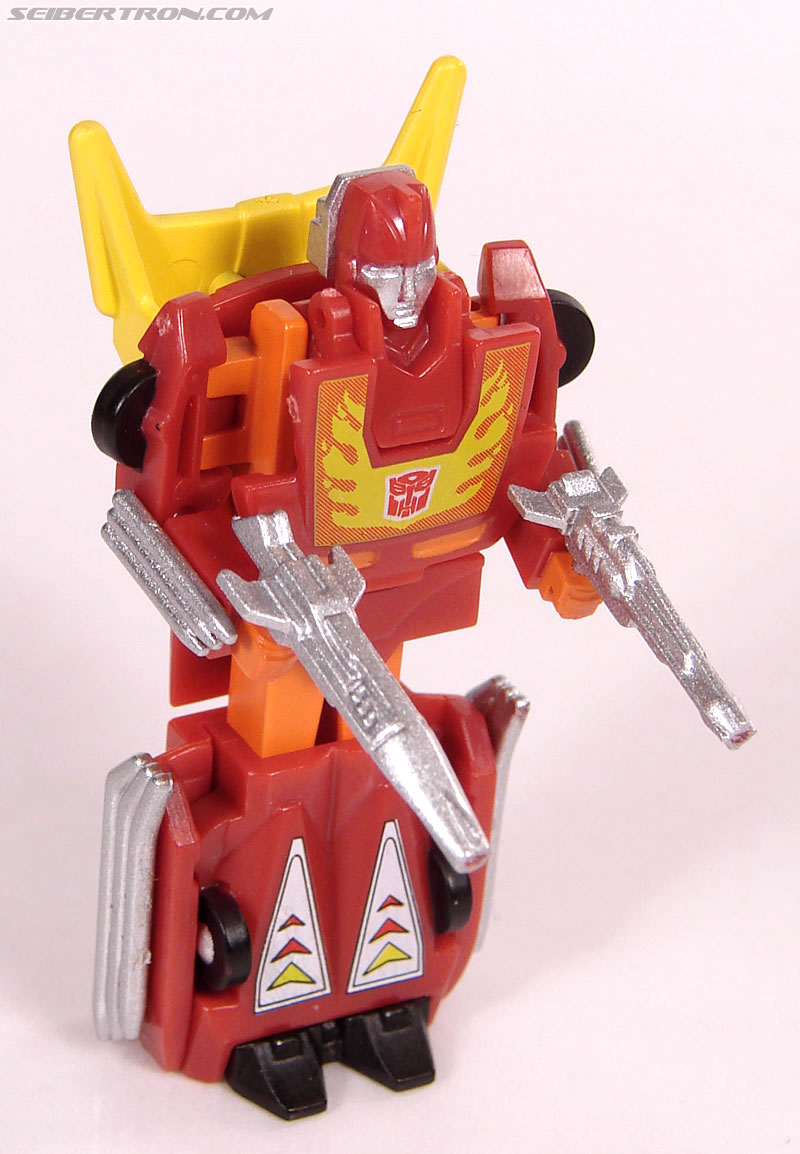 Smallest Transformers Hot Rod (Hot Rodimus) (Image #58 of 68)