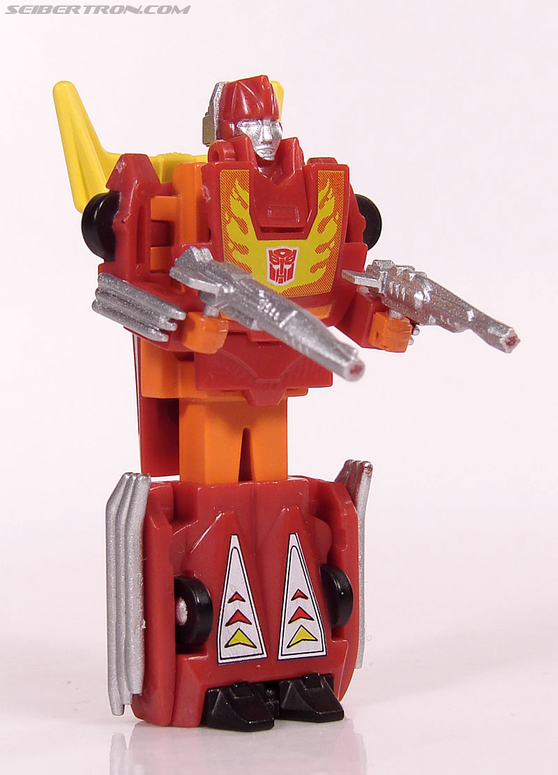 Smallest Transformers Hot Rod (Hot Rodimus) (Image #59 of 68)