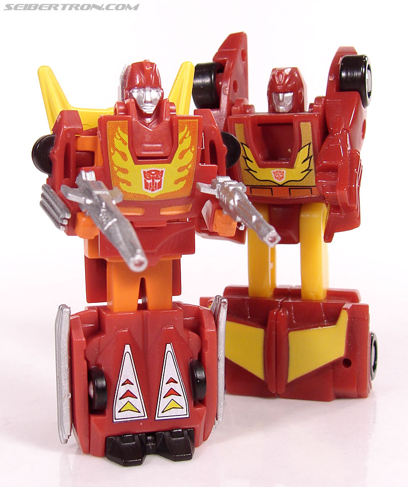 Smallest Transformers Hot Rod (Hot Rodimus) (Image #61 of 68)