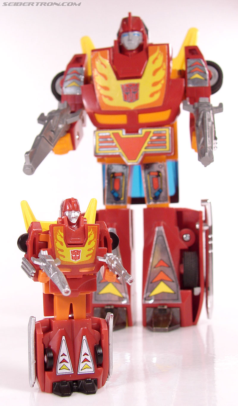 Smallest Transformers Hot Rod (Hot Rodimus) (Image #64 of 68)