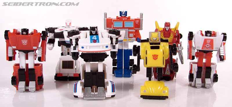 Smallest Transformers Hot Rod (Hot Rodimus) (Image #66 of 68)