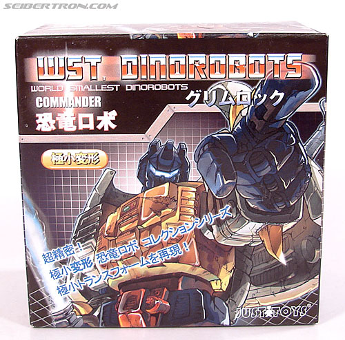Smallest Transformers Grimlock (Commander) (Image #1 of 125)