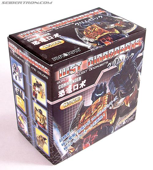 Smallest Transformers Grimlock (Commander) (Image #4 of 125)