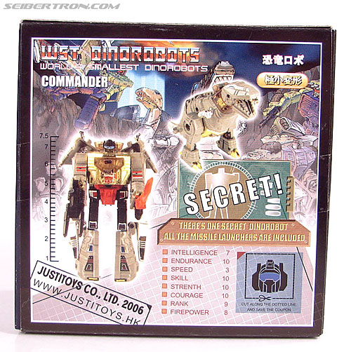 Smallest Transformers Grimlock (Commander) (Image #8 of 125)