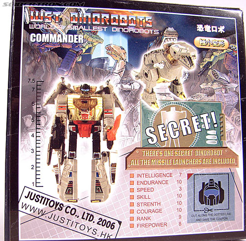 Smallest Transformers Grimlock (Commander) (Image #11 of 125)