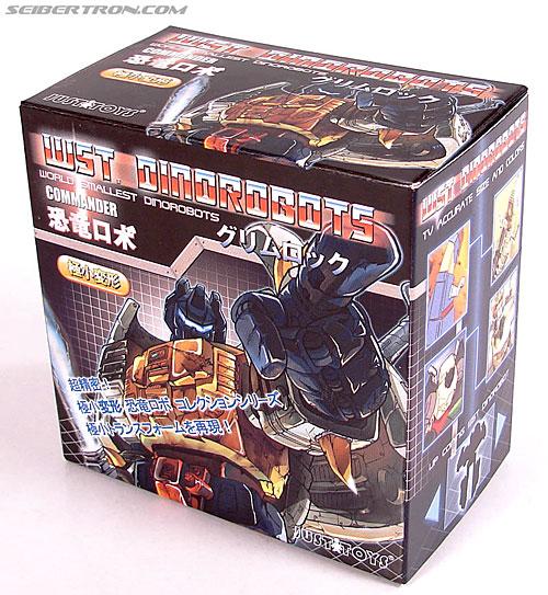 Smallest Transformers Grimlock (Commander) (Image #15 of 125)