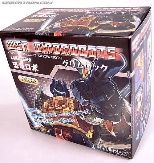 Smallest Transformers Grimlock (Commander) (Image #16 of 125)