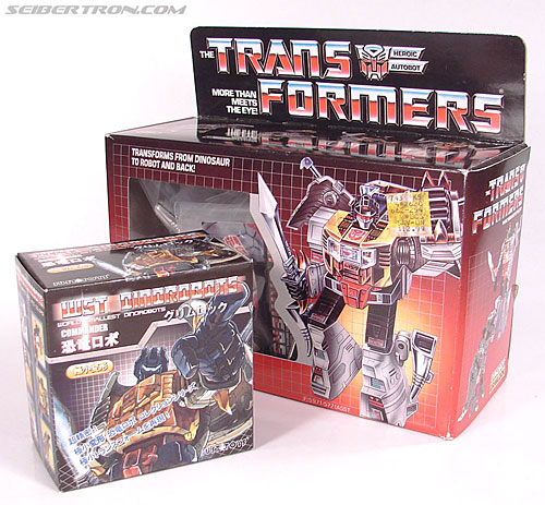 Smallest Transformers Grimlock (Commander) (Image #19 of 125)