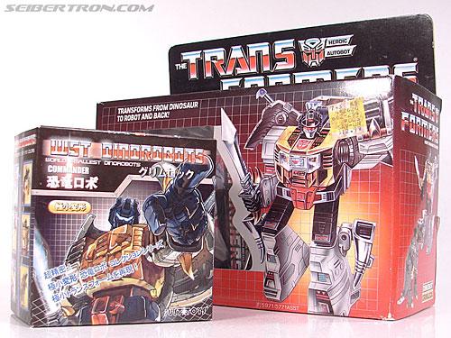 Smallest Transformers Grimlock (Commander) (Image #20 of 125)