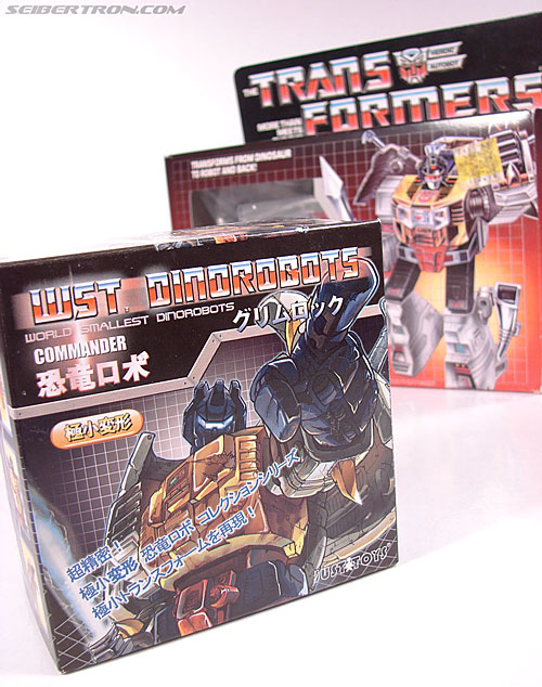 Smallest Transformers Grimlock (Commander) (Image #21 of 125)