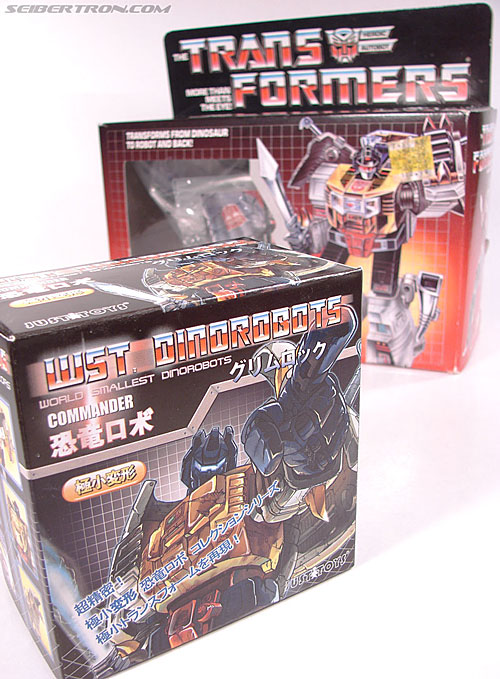 Smallest Transformers Grimlock (Commander) (Image #22 of 125)