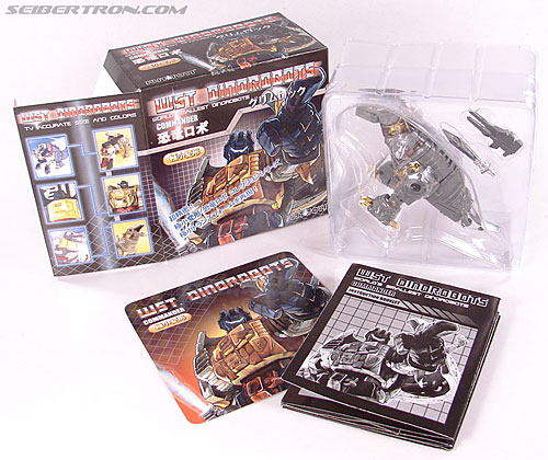 Smallest Transformers Grimlock (Commander) (Image #25 of 125)