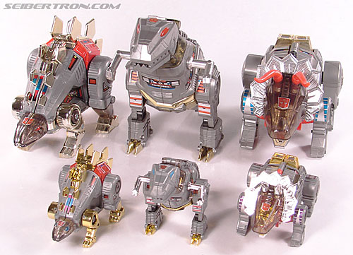 Smallest Transformers Grimlock (Commander) (Image #58 of 125)