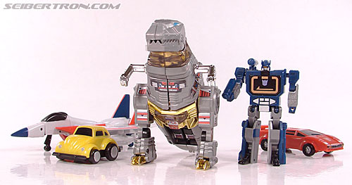 Smallest Transformers Grimlock (Commander) (Image #69 of 125)