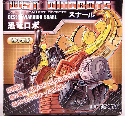 Smallest Transformers Snarl (Desert Warrior) (Image #2 of 99)