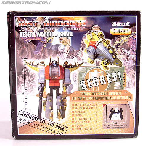 Smallest Transformers Snarl (Desert Warrior) (Image #8 of 99)