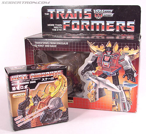 Smallest Transformers Snarl (Desert Warrior) (Image #15 of 99)