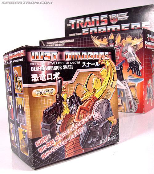 Smallest Transformers Snarl (Desert Warrior) (Image #16 of 99)