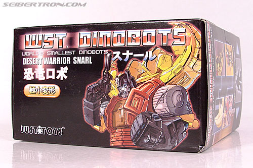 Smallest Transformers Snarl (Desert Warrior) (Image #17 of 99)