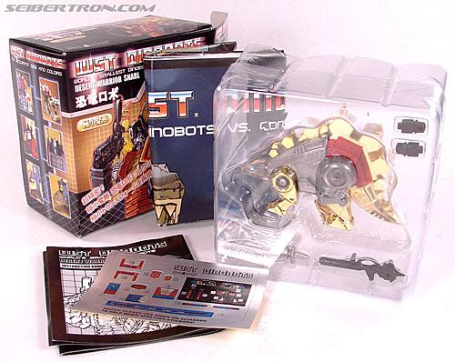 Smallest Transformers Snarl (Desert Warrior) (Image #20 of 99)