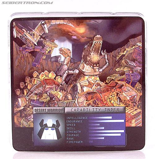 Smallest Transformers Snarl (Desert Warrior) (Image #24 of 99)