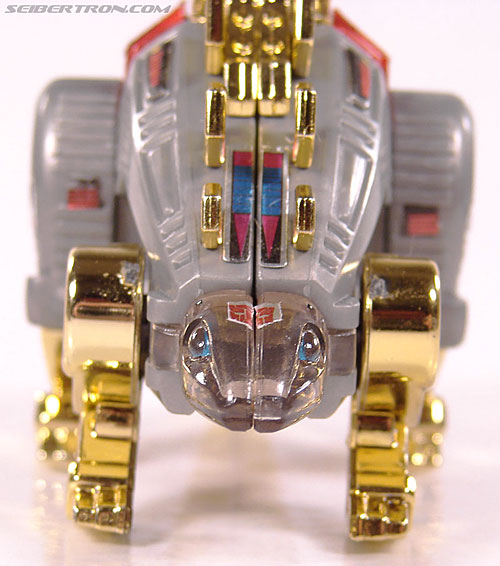Smallest Transformers Snarl (Desert Warrior) (Image #27 of 99)