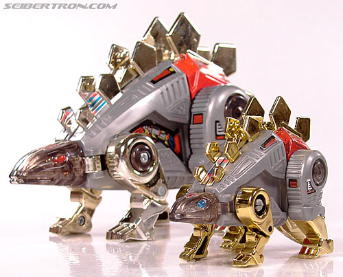 Mini Titans: Worlds Smallest Dinobots have a home on Seibert