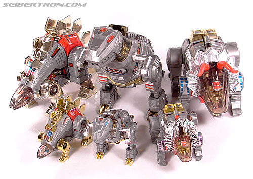 Smallest Transformers Snarl (Desert Warrior) (Image #42 of 99)