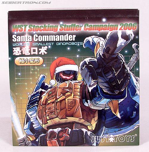 Santa Commander