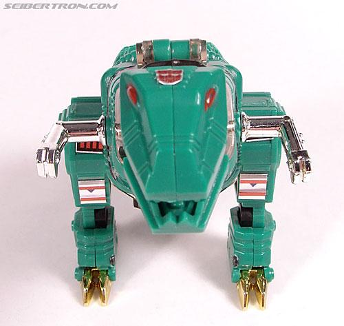 Smallest Transformers G2 Grimlock (Green) (Reindeer Commander) (Image #3 of 61)