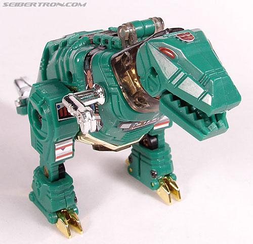 Smallest Transformers G2 Grimlock (Green) (Reindeer Commander) (Image #5 of 61)