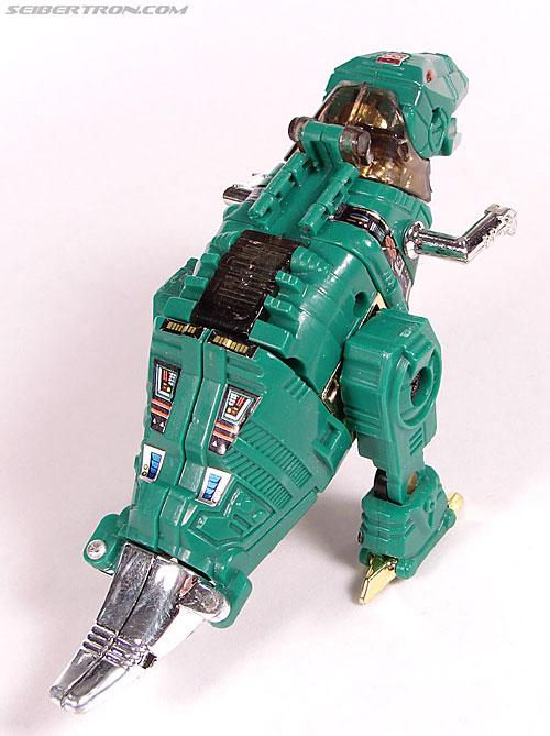 Smallest Transformers G2 Grimlock (Green) (Reindeer Commander) (Image #7 of 61)