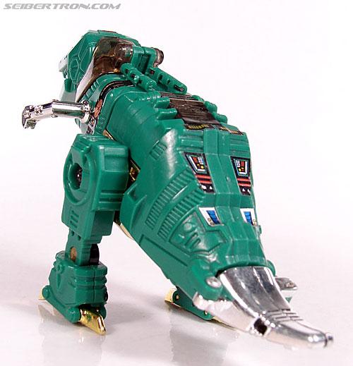 Smallest Transformers G2 Grimlock (Green) (Reindeer Commander) (Image #10 of 61)