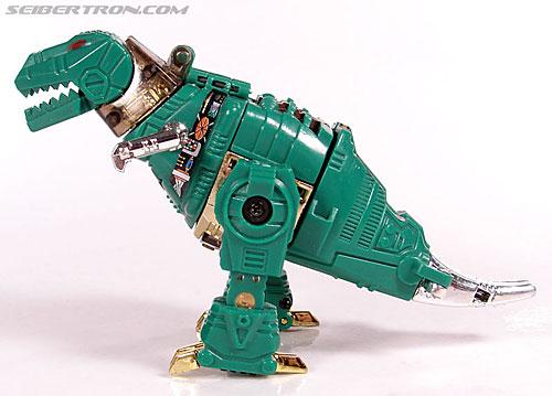 Smallest Transformers G2 Grimlock (Green) (Reindeer Commander) (Image #11 of 61)
