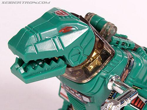 Smallest Transformers G2 Grimlock (Green) (Reindeer Commander) (Image #15 of 61)