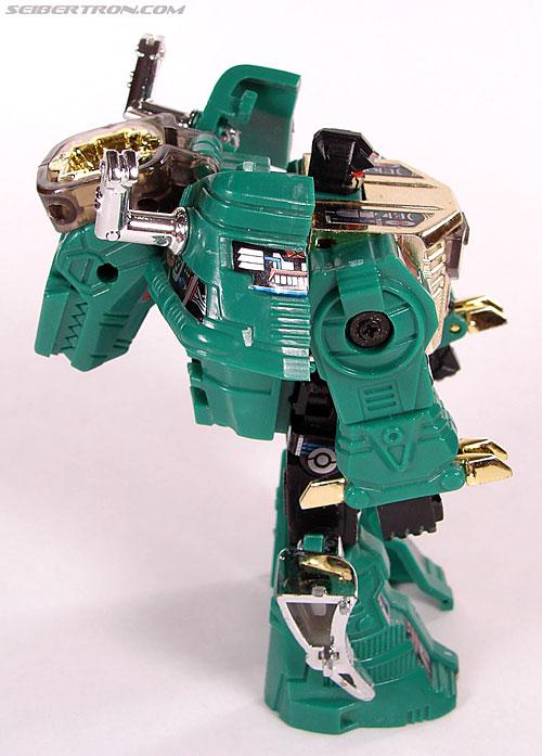 Smallest Transformers G2 Grimlock (Green) (Reindeer Commander) (Image #28 of 61)