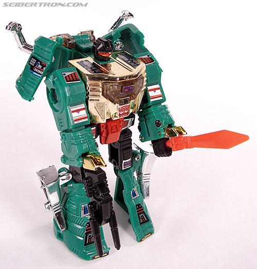 Smallest Transformers G2 Grimlock (Green) (Reindeer Commander) (Image #32 of 61)