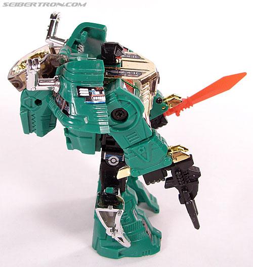 Smallest Transformers G2 Grimlock (Green) (Reindeer Commander) (Image #33 of 61)