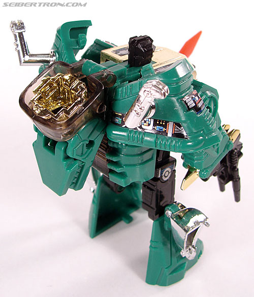 Smallest Transformers G2 Grimlock (Green) (Reindeer Commander) (Image #34 of 61)