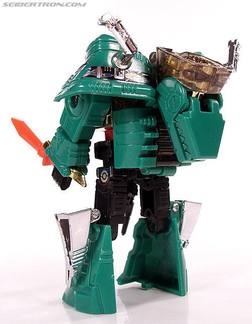 Smallest Transformers G2 Grimlock (Green) (Reindeer Commander) (Image #36 of 61)