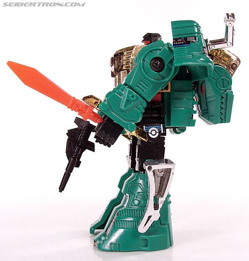 Smallest Transformers G2 Grimlock (Green) (Reindeer Commander) (Image #37 of 61)