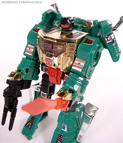 Smallest Transformers G2 Grimlock (Green) (Reindeer Commander) (Image #40 of 61)