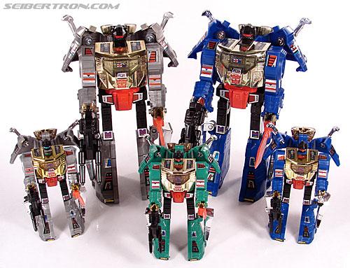Smallest Transformers G2 Grimlock (Green) (Reindeer Commander) (Image #43 of 61)