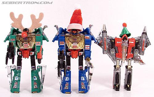 Smallest Transformers G2 Grimlock (Green) (Reindeer Commander) (Image #61 of 61)