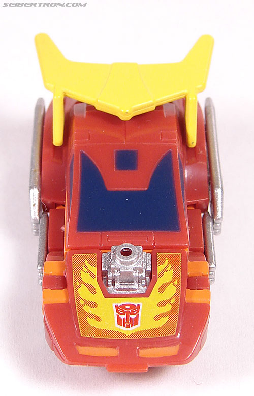 Smallest Transformers Hot Rod (Hot Rodimus) (Image #13 of 68)
